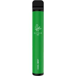 Elf Bar Cool Mint 600 Tek Kullanımlık Pod Antalya