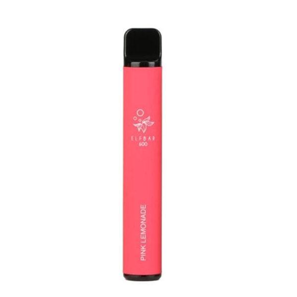 Elf Bar Pink Lemonade 600 Tek Kullanımlık Pod Antalya