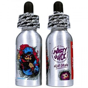 Nasty Juice Asap Grape Salt Likit