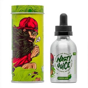 Nasty Juice Green Ape Likit 60 ML fiyatı İndirimde