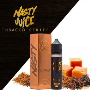 Nasty Juice Tobacco Bronze Blend Likit Harika Enfes Likit