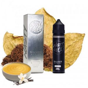 Nasty Juice Tobacco Silver Blend Likitleri Satın Al