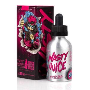 üzümlü likit Nasty Juice Wicked Haze Likit