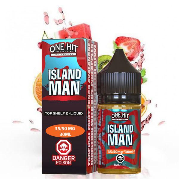 One Hit Wonder Island Man kivili Salt Likit