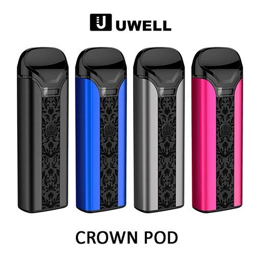 Uwell Crown Pod Mod Kit e sigara
